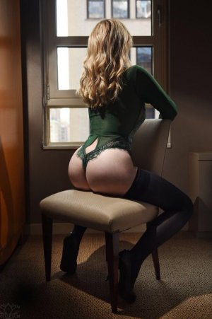 Emilianne outcall escort in Troy